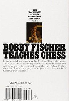 Livres Couvertures de Bobby Fischer Teaches Chess