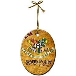 Harry Potter Custom Fashion Porcelain Gift Christmas decorations hanging Ornaments