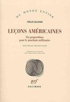 Livres Couvertures de Leçons américaines
