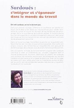 Livres Couvertures de Surdoués : S intégrer et s épanouir dans le monde du travail