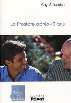 Livres Couvertures de La Prostate après 40 ans