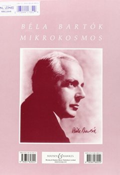 Livres Couvertures de Mikrokosmos Volume 2 Engl/Fr/D/Ung - Piano