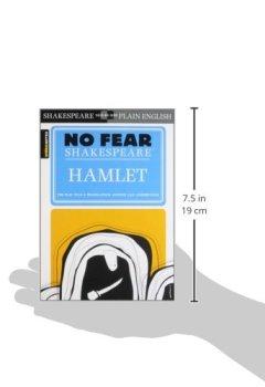 Livres Couvertures de Sparknotes Hamlet