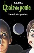Chair de poule, Tome 02: La nuit des pantins