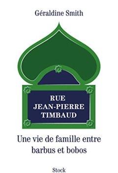 Livres Couvertures de Rue Jean-Pierre Timbaud