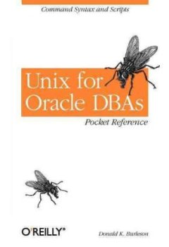 Livres Couvertures de [(Unix for Oracle DBAs Pocket Reference)] [by: Donald Keith Burleson]