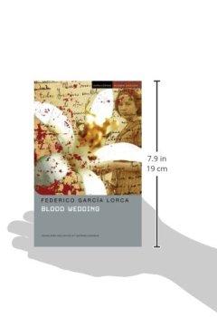 Livres Couvertures de Blood Wedding