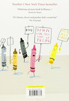Livres Couvertures de The Day the Crayons Quit