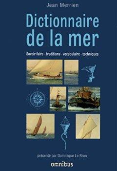 Livres Couvertures de Dictionnaire de la mer