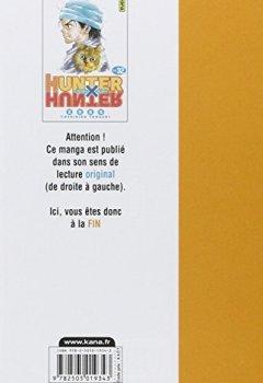 Livres Couvertures de Hunter X hunter Vol.32