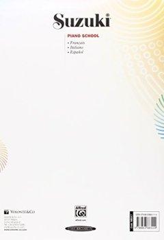 Livres Couvertures de Suzuki Piano School Vol.1 avec CD