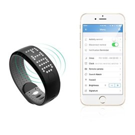AUKEY-Fitness-Tracker-Bluetooth-Smart-Wristband-for-Activity-Tracking-Work-with-iPhone-6-6S-and-more-Android43-or-IOS70-above