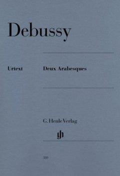 Livres Couvertures de Deux Arabesques - Piano