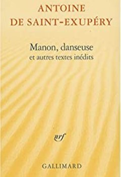 Livres Couvertures de Manon, danseuse et autres textes inédits : Coffret en 4 volumes