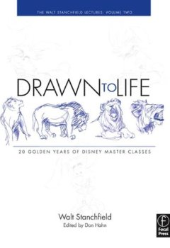 Livres Couvertures de Drawn to Life - Volume 2: The Walt Stanchfield Lectures