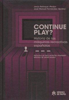 Portada del libro deContinue Play