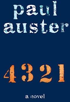 Livres Couvertures de 4 3 2 1: A Novel