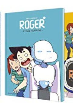 Livres Couvertures de Roger et ses humains Fourreau T1 et T2 - EDITION SPECIALE AMAZON