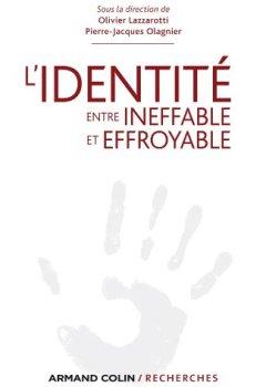 Livres Couvertures de L'Identité, entre ineffable et effroyable