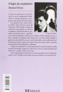 Portada del libro deO lapis do carpinteiro (Edición Literaria - Narrativa)