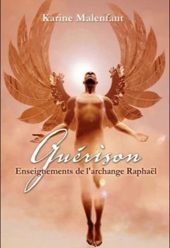 Livres Couvertures de Guérison - Enseignements de l'archange Raphaël