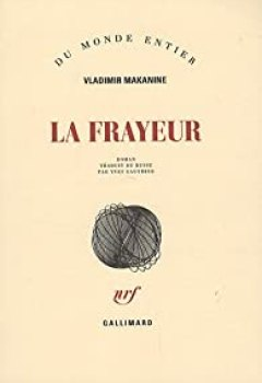 Livres Couvertures de La frayeur