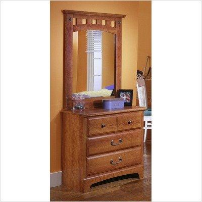 Image of Bundle-26 City Park Kids 4 Drawer Double Dresser (2 Pieces) (B00A1LQPJ8)