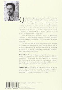 Livres Couvertures de Qui sont les anges gardiens ? : Une enquête aux frontières de l'amour