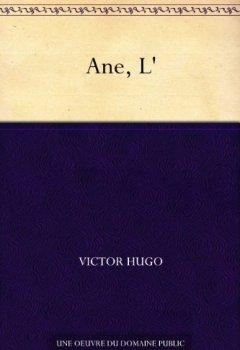 Livres Couvertures de Ane, L'