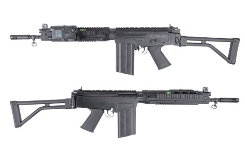 KAAG124C FAL RAS Carbine Folding Stock (Mid Length FAL)