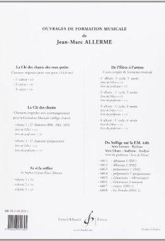 Livres Couvertures de Du Solfège sur la FM 440.2: Chant/Audition/Analyse. Volume 2 : Débutant 2