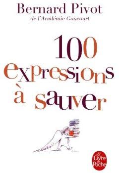 Livres Couvertures de 100 expressions à sauver