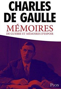 Livres Couvertures de Mémoires de guerre et mémoires d'espoir