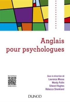 Livres Couvertures de Anglais pour psychologues
