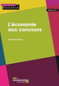 Livres Couvertures de L'économie aux concours - Édition 2016-2017