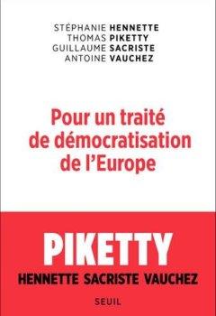 Livres Couvertures de Pour un traité de démocratisation de l'Europe