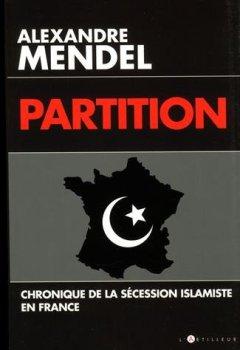 Livres Couvertures de Partition: Chronique de la sécession islamiste en France