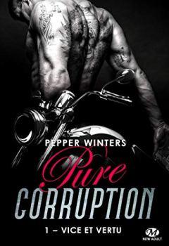 Livres Couvertures de Vice et Vertu: Pure Corruption, T1