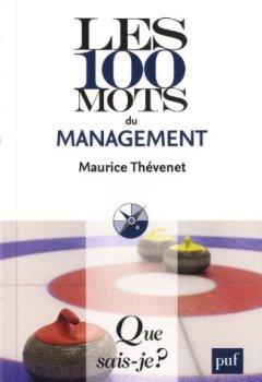 Livres Couvertures de Les 100 mots du management