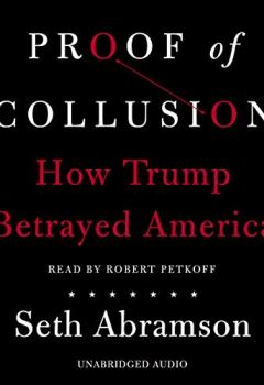 Livres Couvertures de Proof of Collusion: How Trump Betrayed America