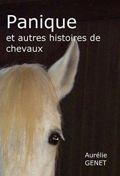 Livres Couvertures de Panique: et autres histoires de chevaux