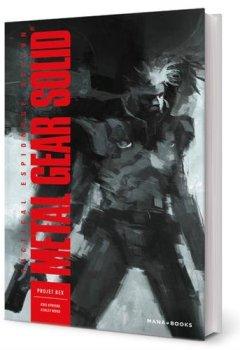Livres Couvertures de Metal Gear Solid Projet Rex