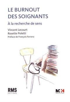 Livres Couvertures de Le burnout des soignants : A la recherche de sens