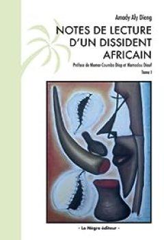 Livres Couvertures de Notes de Lecture d'un Dissident Africain
