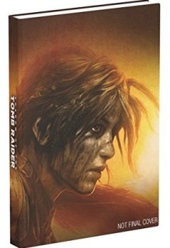 Livres Couvertures de Shadow of the Tomb Raider: Official Collector's Edition Guide