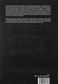 Livres Couvertures de Sturmartillerie