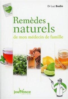 Livres Couvertures de Remèdes naturels de mon médecin de famille