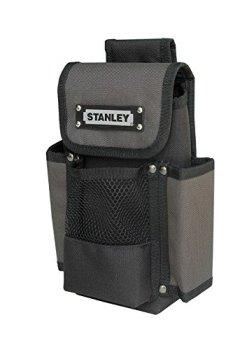 Livres Couvertures de Stanley 1-93-329 Porte-outils pochette en Cordura-Nylon, Noir