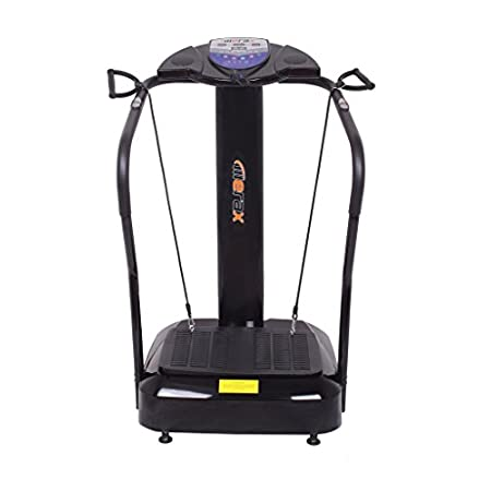 The Merax vibration machine comes with a massive 2000W eco silent drive motor and 160 speed levels, giving you a great range and powerful workout. This is a very powerful machine and much better than the cheaper knock off available on amazon. We ...