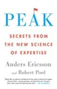 Peak: Secrets from the New Science of Expertise (English Edition)